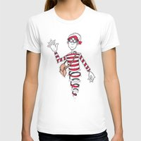 waldo T-shirts featuring Waldo by Lady Catton
