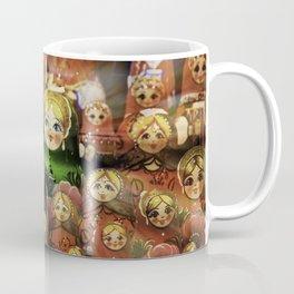 Matryoshka dolls Coffee Mug
