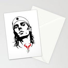 Rafael Nadal The Legend Stationery Cards