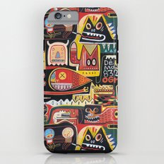 Mutant pop corn iPhone 6s Tough Case