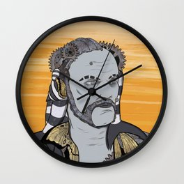 Lemmyz Wall Clock