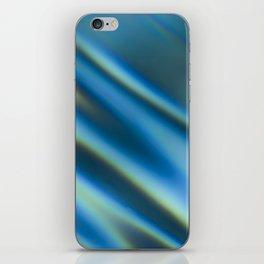 Blue Water Ripples iPhone Skin