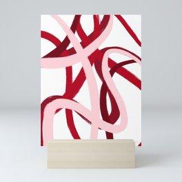 Ribbons II Mini Art Print