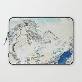 The Snows at Kenn Laptop Sleeve