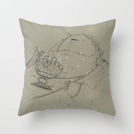 late roman decadence Throw Pillow