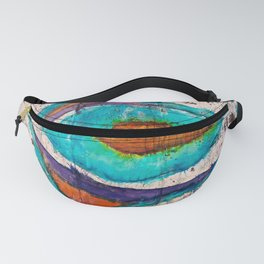 Center of the Universe Fanny Pack