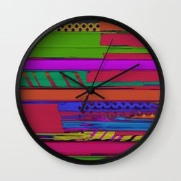 Urban shift Wall Clock