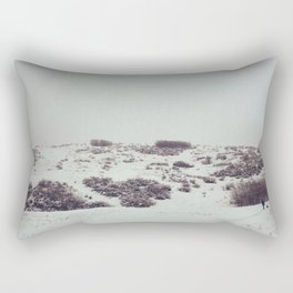 Snow Days in Calgary Rectangular Pillow