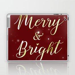 Merry & Bright Laptop & iPad Skin