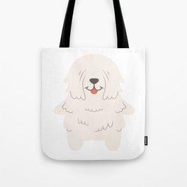 Komondor Gift Idea Tote Bag