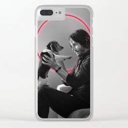 A semblance of hope Clear iPhone Case