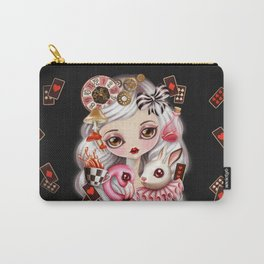 Through Her Eyes Carry-All Pouch