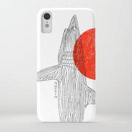 Rising Mako iPhone Case