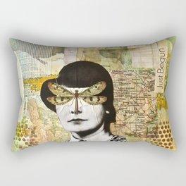 Just Begun Rectangular Pillow