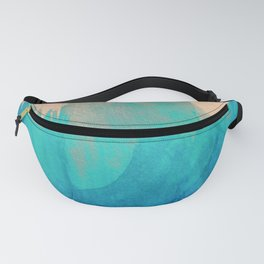 Water Lillies Fanny Pack