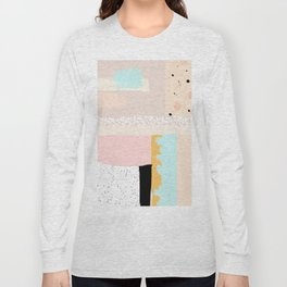 On the wall#3 Long Sleeve T-shirt