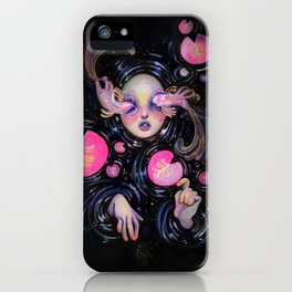 A Sea of Lights iPhone Case