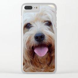 Twix Clear iPhone Case