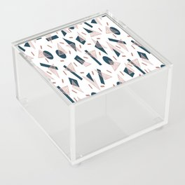 Riv Blue Mug Acrylic Box