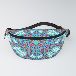 """CA Fantasy """"For Tiffany color"""" series #9 Fanny Pack"""