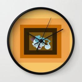 Spunk Wall Clock