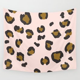 SEEING SPOTS - BLUSH Wall Tapestry