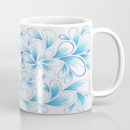 Cerulean Spray  Coffee Mug