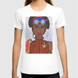 The Reasons of a Steampunk Liberator T-shirt