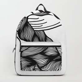 Humpback whale   Swim swim swim Backpack