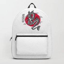 Ryu no inku Backpack