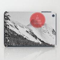 best friend iPad Cases featuring best friend by Jesse Robinson Williams