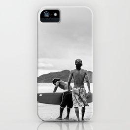 Surferboys iPhone Case