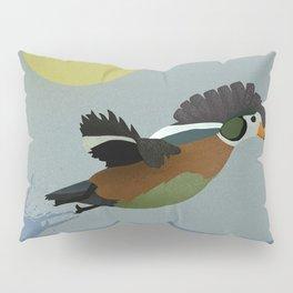 African Pygmy Goose Pillow Sham