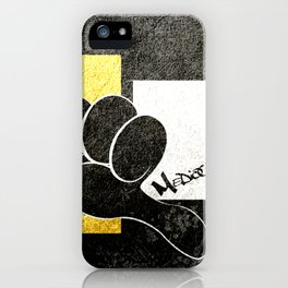 Mediocre Daffy iPhone Case