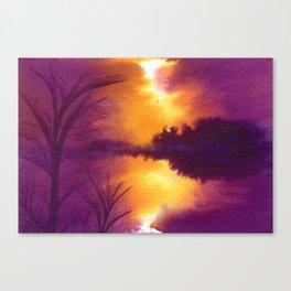 Colorbanks Canvas Print
