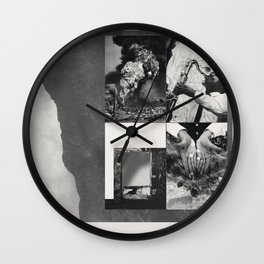 My Name Is Albert Ayler Wall Clock