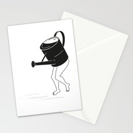 It takes time. Stationery Cards