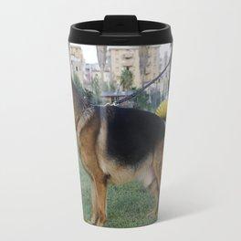 Pastore tedesco Travel Mug