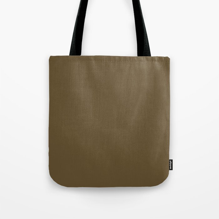 Urban Martini Olive Green 2018 Fall Winter Color Trends Tote Bag