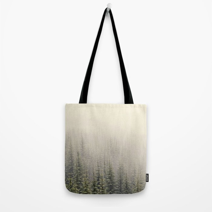 Mountain Haze Tote Bag