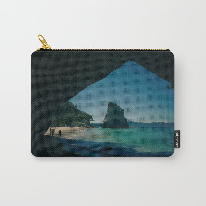 Paradise Island 4 Carry-All Pouch