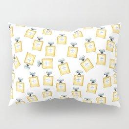 Yellow Perfume Pillow Sham