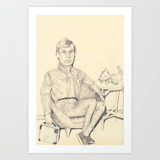 jeffrey dahmer fashion Art Print