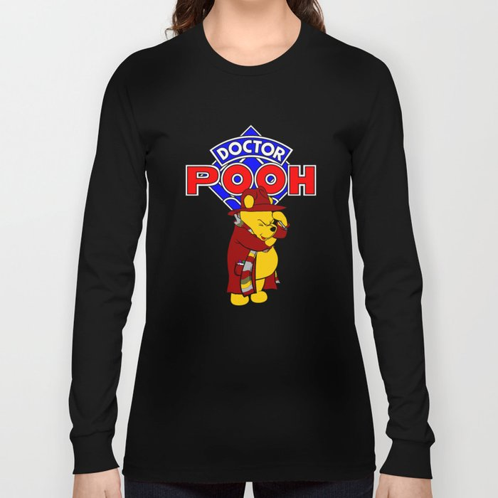 Doctor Pooh Long Sleeve T-shirt