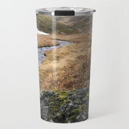 Glacier Stream Travel Mug