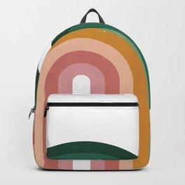 Summer Double Rainbow Backpack