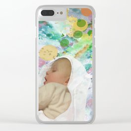 Great Achievements all begin with a Dream Clear iPhone Case