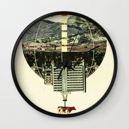 Waltz for Koop Wall Clock