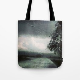 Gray Days Tote Bag