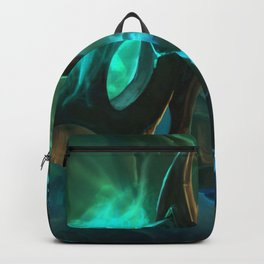 Classic Hecarim League Of Legends Backpack
